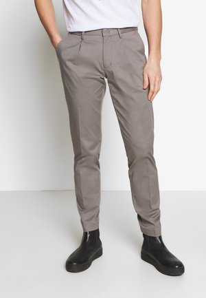 TAPERED SUMMER FLEX - Pantaloni - grey