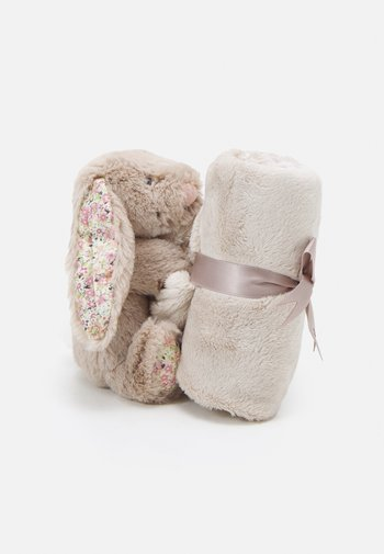 BLOSSOM BEA BUNNY SOOTHER - Cuddly toy - beige