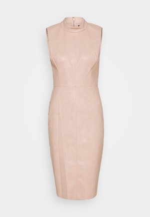 SLVLESS DRESS - Cocktailkjole - bare pink