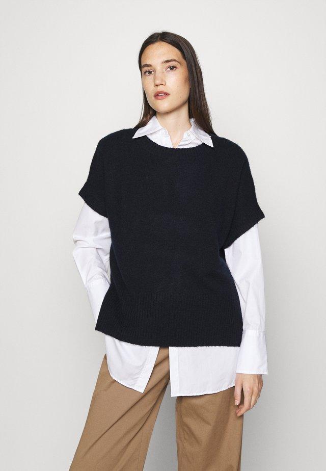 IZADI - Basic T-shirt - dark blue/navy