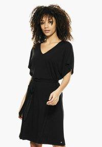 Garcia - Jersey dress - black - 0