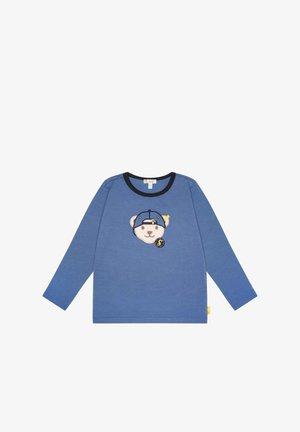 LET´S PLAY - Langarmshirt - blue