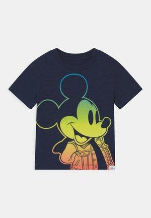 TODDLER BOY MICKEY MOUSE - T-shirt print - blue galaxy