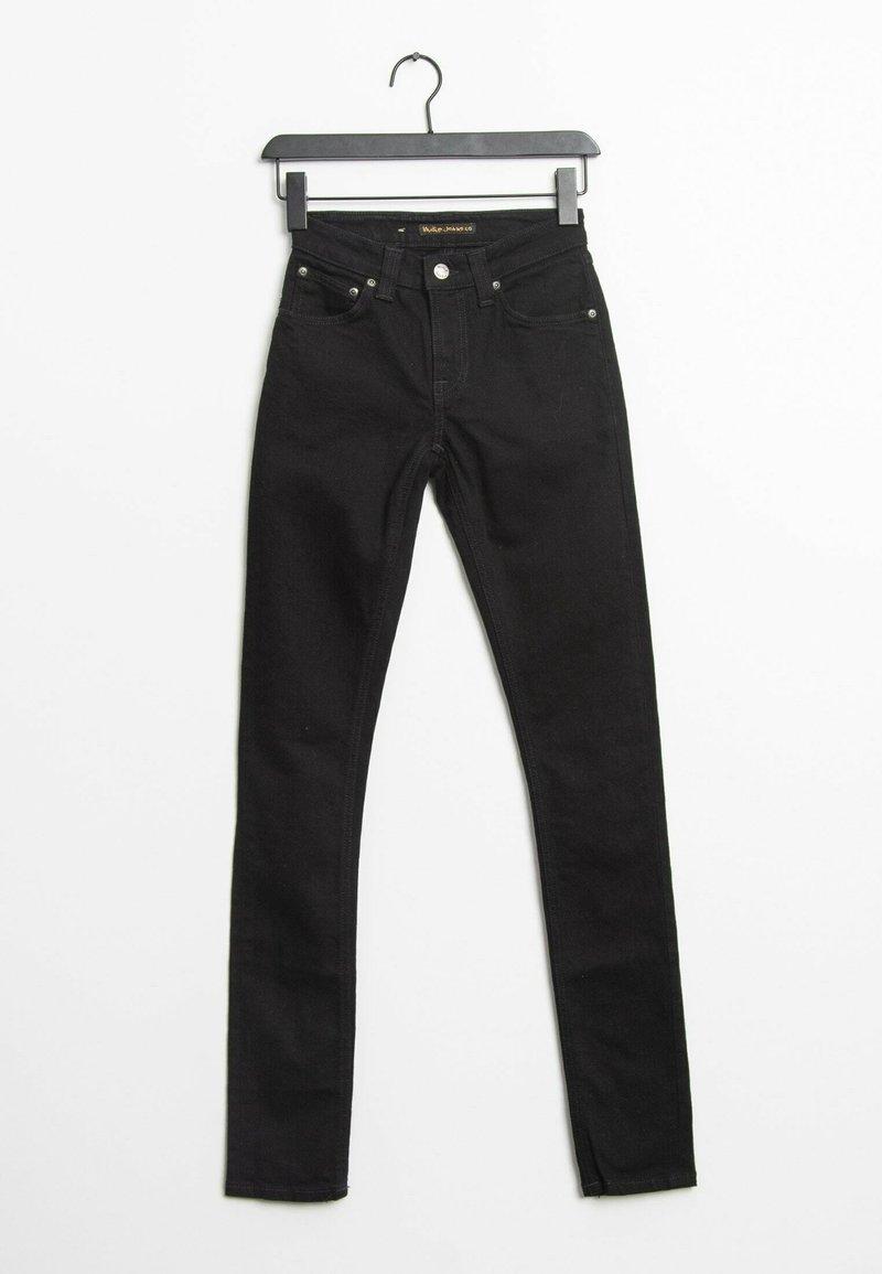 Nudie Jeans - Jeans Skinny Fit - black