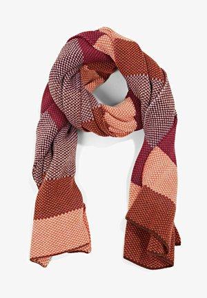 Sjaal - rust brown