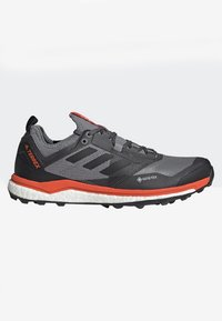 adidas Performance - TERREX AGRAVIC XT GORE TEX TRAIL RUNNING SHOES - Obuwie do biegania Szlak - grey - 9