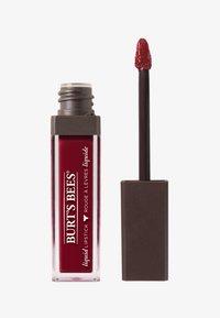 Burt's Bees - LIQUID LIP STICK - Liquid lipstick - garnet glacier - 0