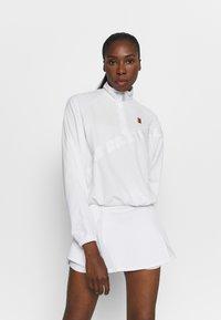Nike Performance - JACKET - Sportovní bunda - white - 0