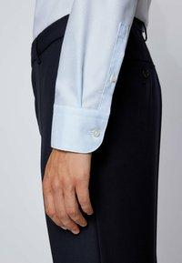 BOSS - Formal shirt - light blue - 4