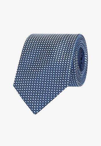 Tie - bleu