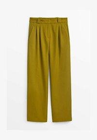 Massimo Dutti - Trousers - light green - 0