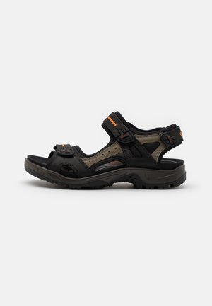 OFFROAD - Outdoorsandalen - black/mole
