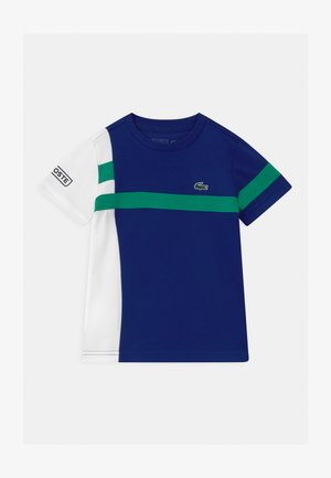 TENNIS UNISEX - T-shirt print - blue