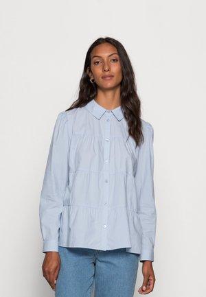MALINKA  - Button-down blouse - kentucky blue