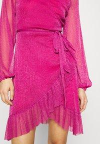 Résumé - DRESS - Jumper dress - berry - 6