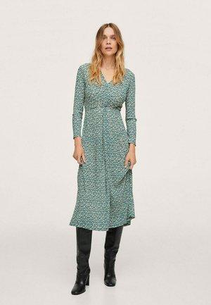 Jersey dress - groen