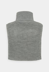 Even&Odd - TURTLENECK PONCHO - Scarf - grey - 1