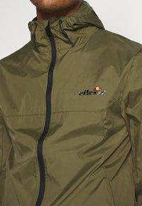 Ellesse - CESANET JACKET - Training jacket - khaki - 4