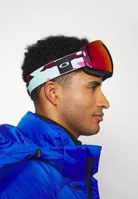 Oakley - FLIGHT DECK XM UNISEX - Ski goggles - prizm snow/hi pink - 0