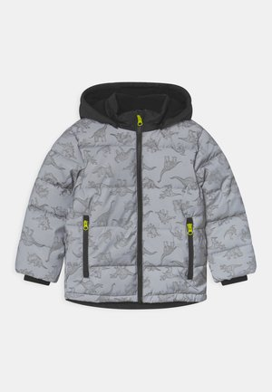 NMMMIKE REFLECTIVE - Winter jacket - frost gray