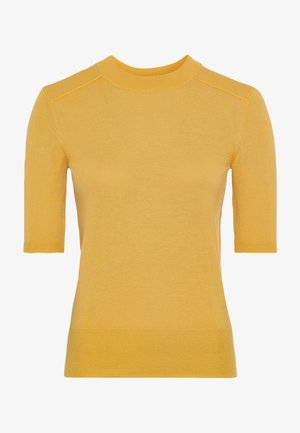 T-shirt basic - safran