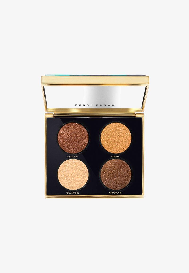 Bobbi Brown - LUXE ENCORE EYE SHADOW PALETTE - BRONZE - Eyeshadow palette - bronze