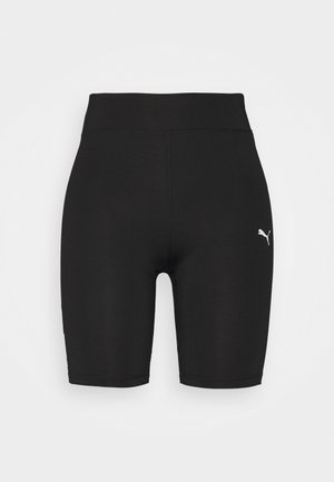 TRAIN FAVORITE BIKER SHORT - Tights - black