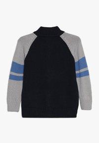 Blue Seven - Strikjakke /Cardigans - dark blue - 1