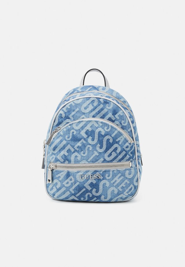 MANHATTAN BACKPACK - Rucksack - light blue denim
