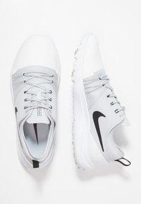 Nike Golf - FI IMPACT 3 - Golfové boty - summit white/pure platinum/white/black - 1