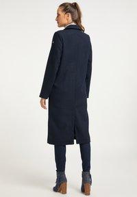 DreiMaster - Classic coat - marine - 2