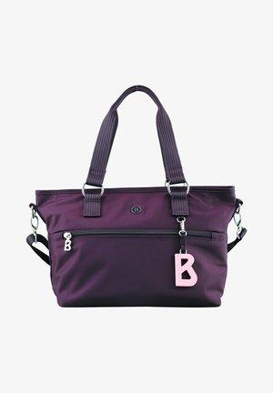 VERBIER GESA  - Handbag - burgundy