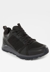 The North Face - W LITEWAVE FASTPACK II WP - Trainers - tnf black/ebony grey - 1