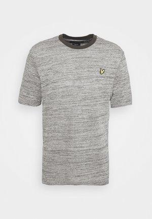 T-shirt - bas - trek green