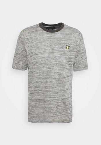 Basic T-shirt - trek green