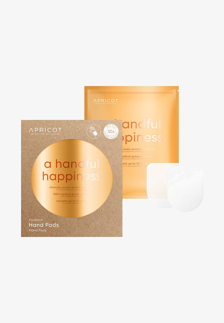 APRICOT - HAND PADS WITH HYALURON - Anti-Aging - -
