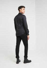 Emporio Armani - Formal shirt - black - 2