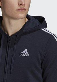adidas Performance - Luvtröja - blue - 2