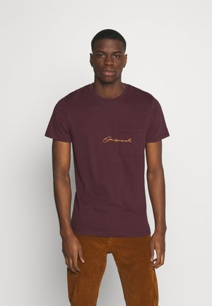 JOROLYMPUS TEE CREW NECK - T-shirt med print - fig