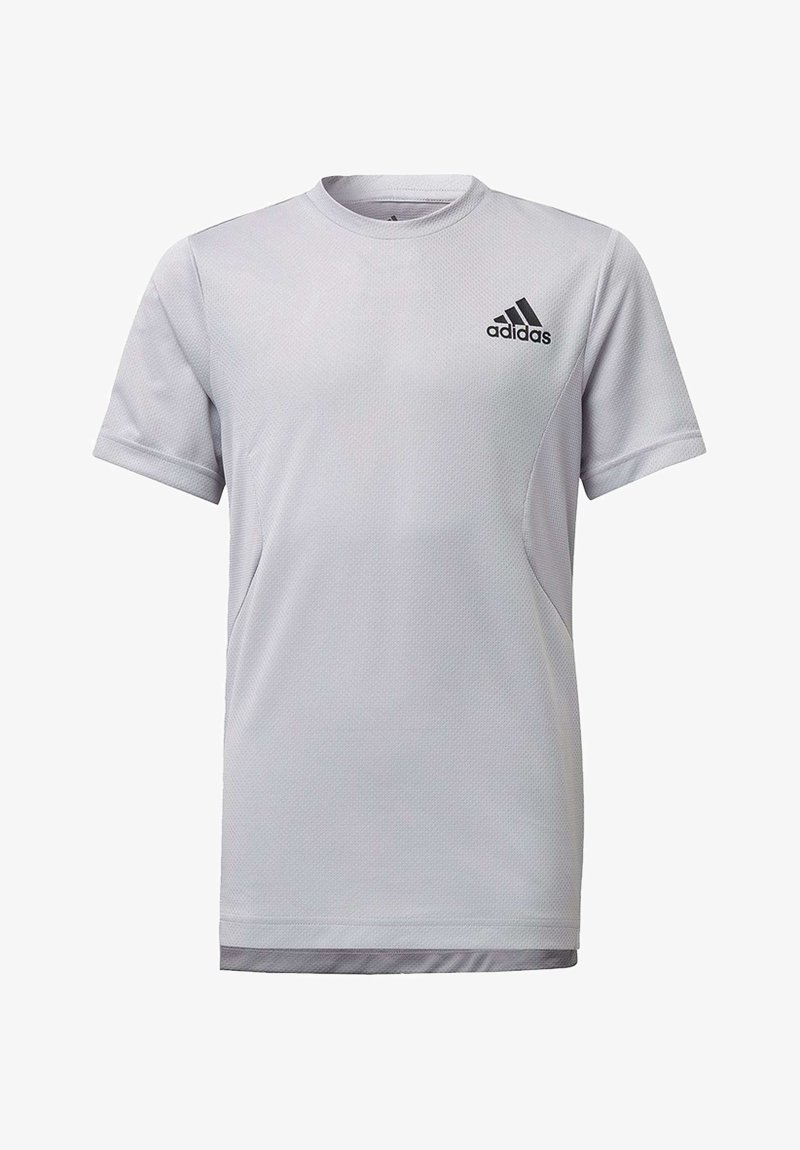 adidas Performance - HEAT.RDY T-SHIRT - Print T-shirt - grey