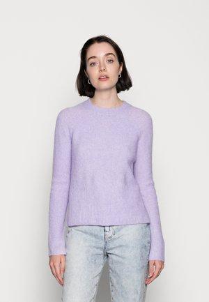 PCELLEN  O NECK - Jumper - lavender