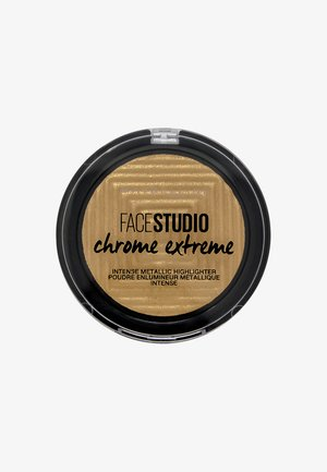 MASTER CHROME METALLIC HIGHLIGHTER - Highlighter - 500 sparkling citrine