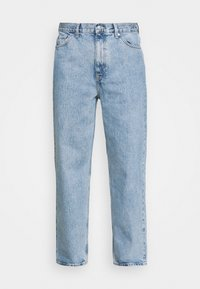 Weekday - GALAXY TROUSERS - Relaxed fit -farkut - hanson blue - 4
