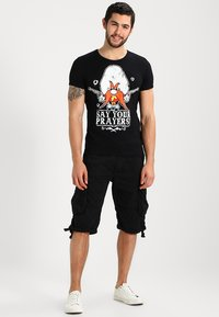 Alpha Industries - JET - Shorts - schwarz - 1
