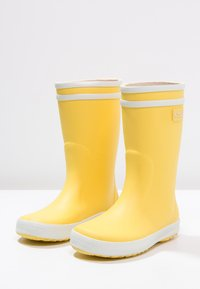 Aigle - LOLLY POP - Wellies - jaune/blanc - 2