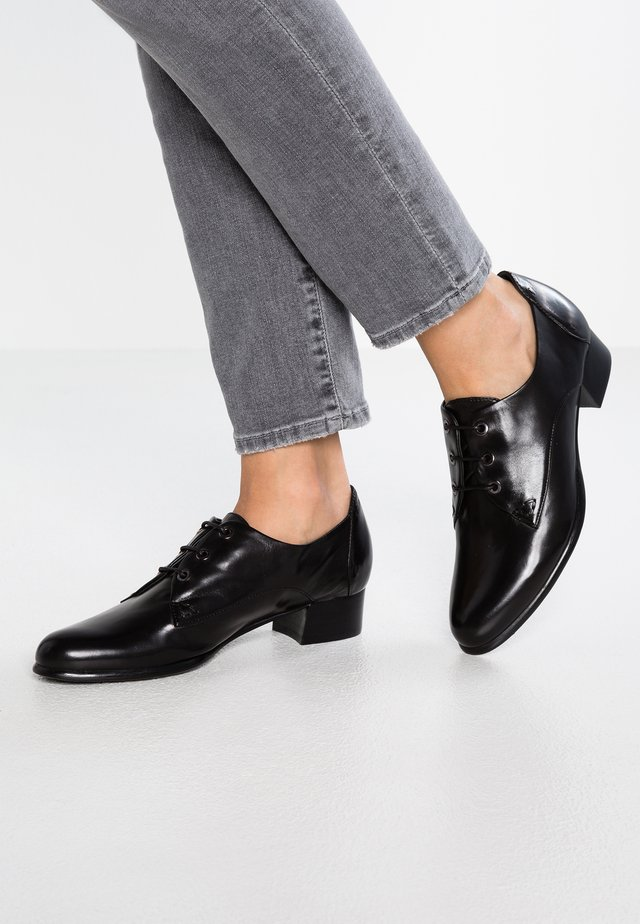 Zapatos de vestir - glove nero