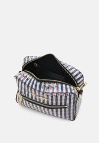 Tommy Hilfiger - ICONIC CAMERA BAG LENT - Across body bag - blue - 2