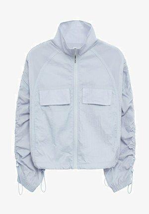VIND - Lehká bunda - himmelblå