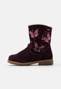 Lurchi - FIBY TEX - Classic ankle boots - burgundy - 0