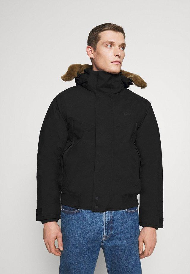 Veste d'hiver - black/graphite
